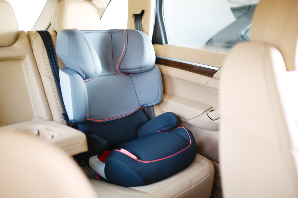 Bahaya Berkendara Tanpa Car Seat