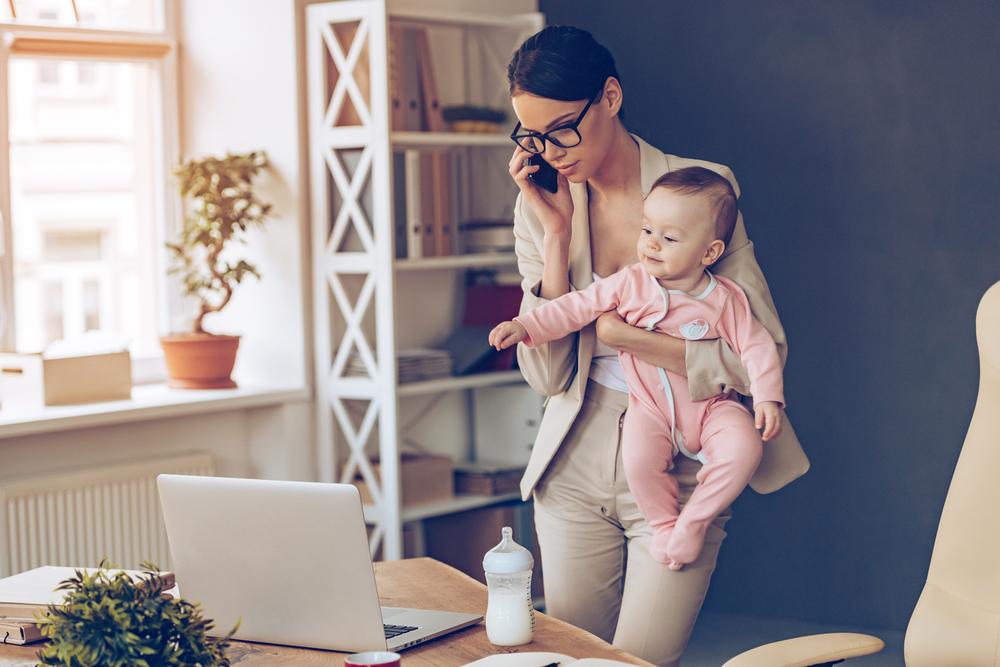 Dampak Positif Working Mom pada Anak