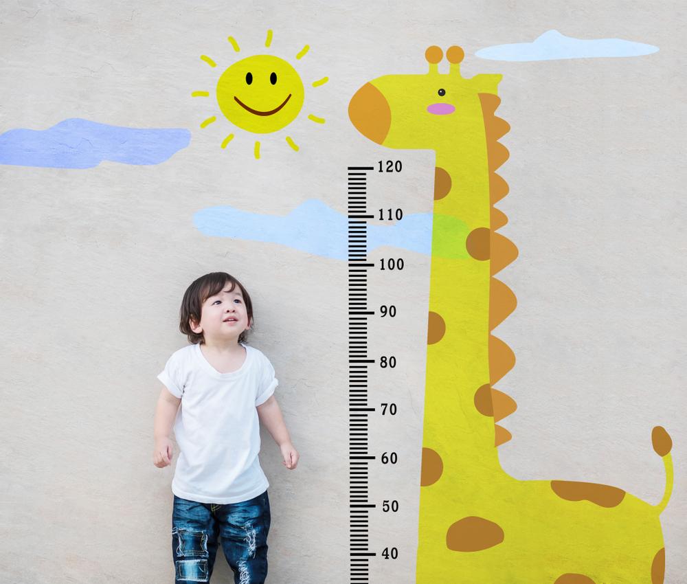 Anak Tumbuh Tinggi Optimal dengan Konsumsi Makanan Ini