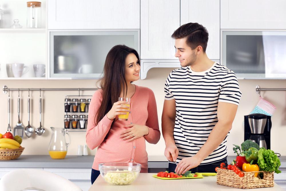 Peran Suami untuk Kehamilan Lancar