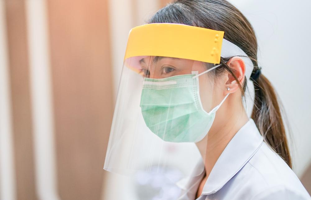 Efektifkah Face Shield Melindungi dari Virus Covid-19?