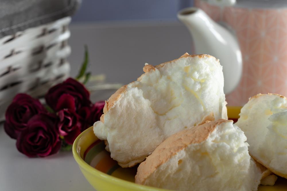 Resep Cloud bread 3 bahan