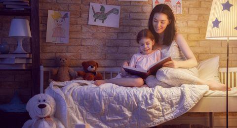 Manfaat Cerita Pengantar Tidur Bagi Anak