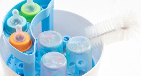 Cara Sterilisasi Botol Susu Bayi