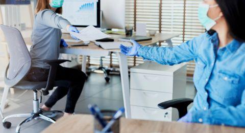 Cegah Covid-19 di Perkantoran, Terapkan Protokol Kesehatan Berikut