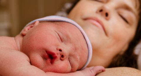 Manfaat Skin to Skin Mom & Baby