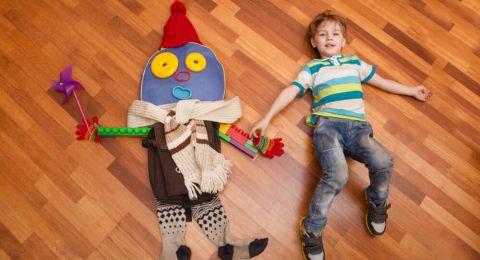 Anak Memiliki Teman Imajiner, Normalkah?