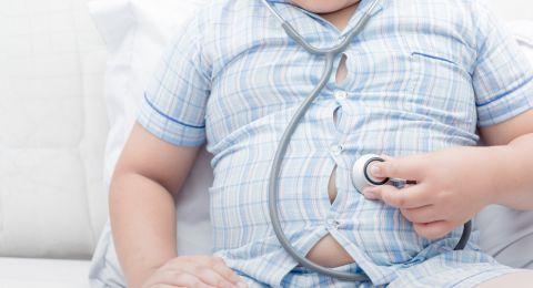 Ketika si Kecil Obesitas