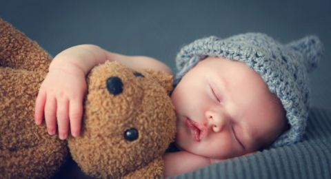 Manfaat Tidur pada Bayi