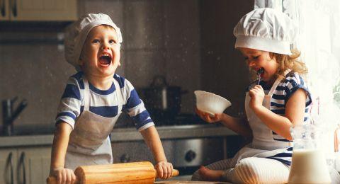 Kreasi Resep untuk si Kecil Beraktivitas di Rumah