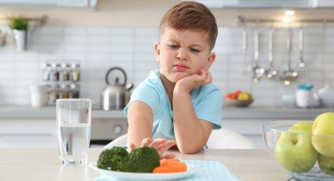 Mengatasi Anak Picky Eater